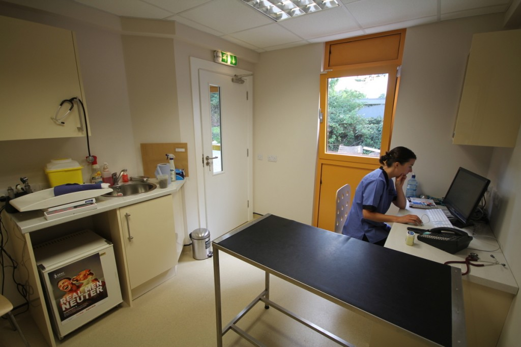 This is one of our four new large, bright consulting rooms