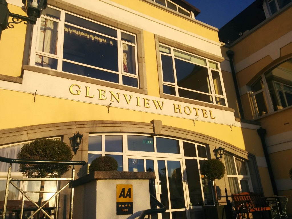 The Glenview Hotel Is In Glen Of Downs Near Kilmacanogue County Wicklow
